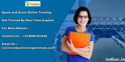 Spark and Scala Online Training | Spark Scala Training | Hyderabad