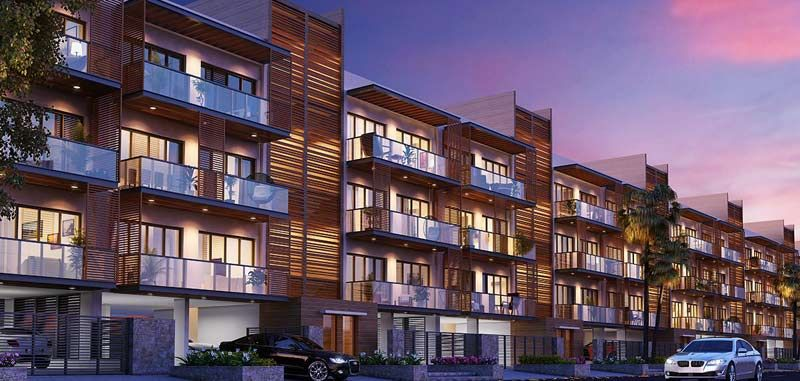 Available for Sale 3 BHK Villa Floors in Gurgaon