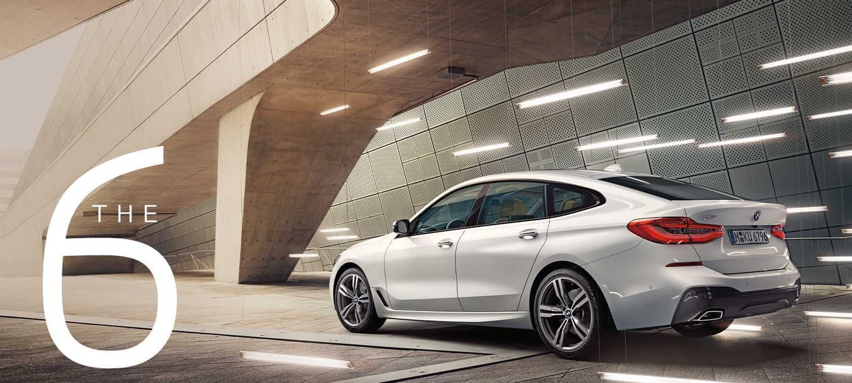 Buy the BMW 6GT today