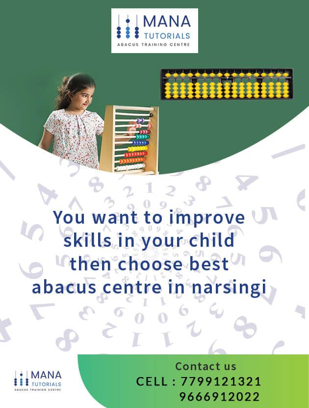 Best Centres For Abacus Training in Narsingi | Kentowin