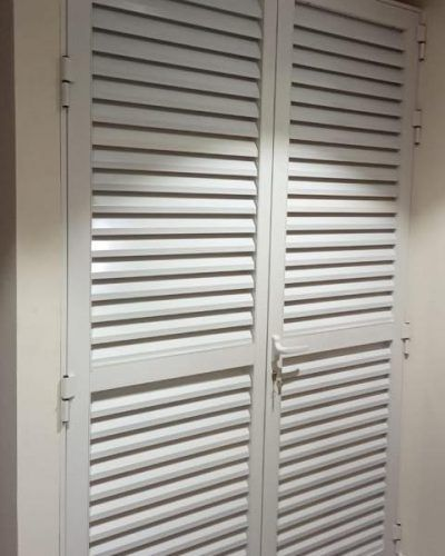 Which types of Aluminum Doors and Windows?