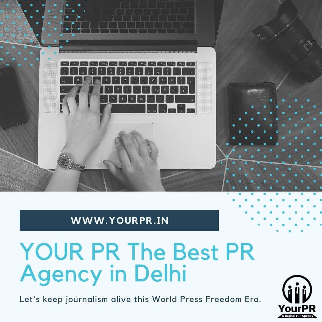 Top PR Agency in Delhi