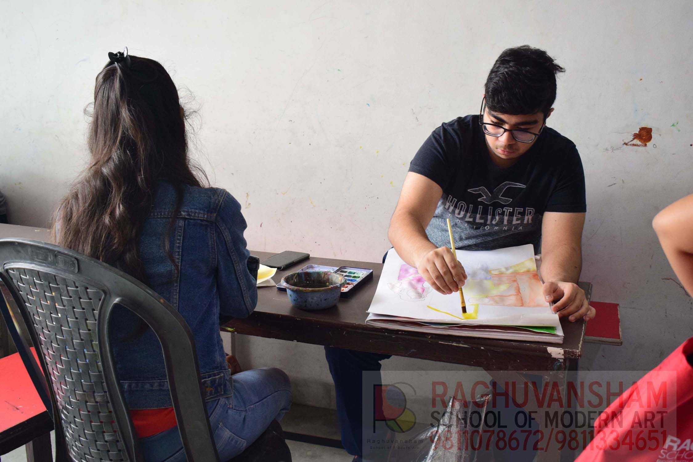 art courses in delhi
