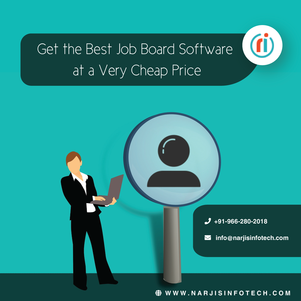 Get the best Readymade Job Board Software at Very Reasonable Price