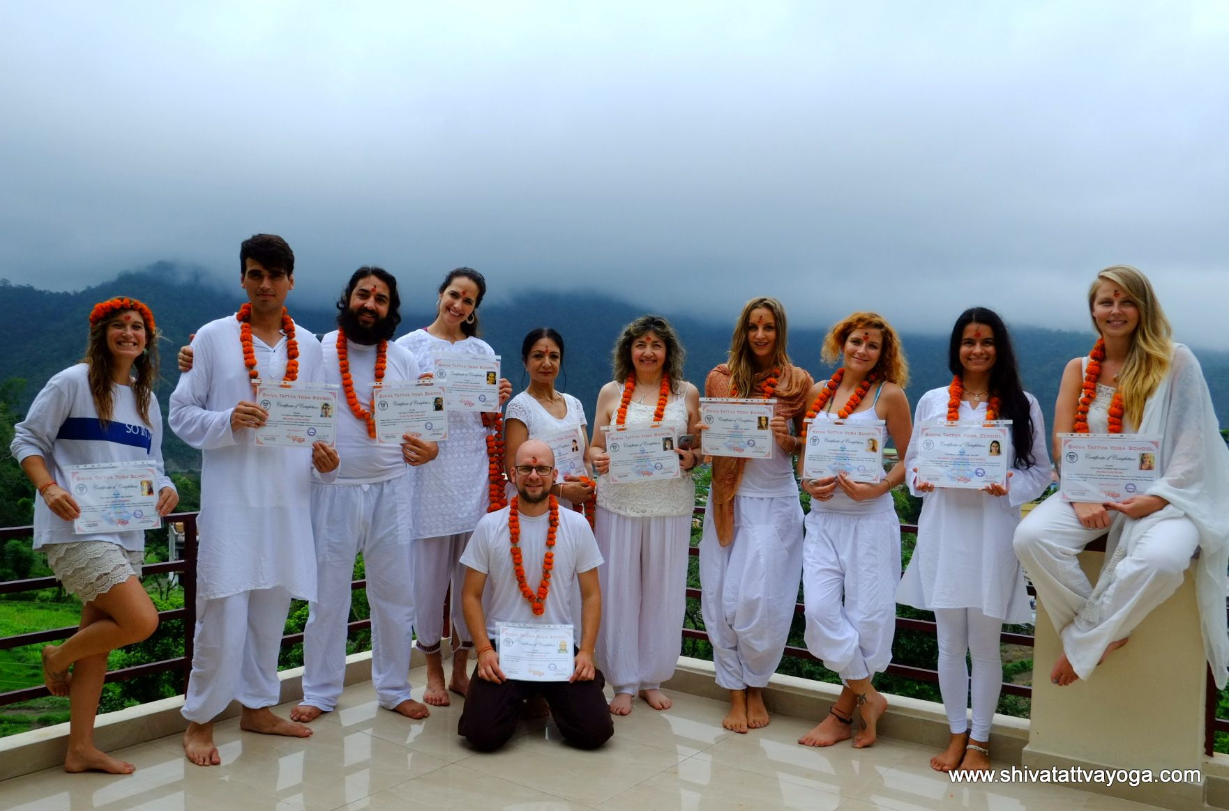 Best Vinyasa yoga Teacher Training Course in Rishikesh India