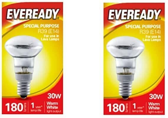 Eveready R39 30W Sea Spot Lamp 180 Lumens (Pack of 10)