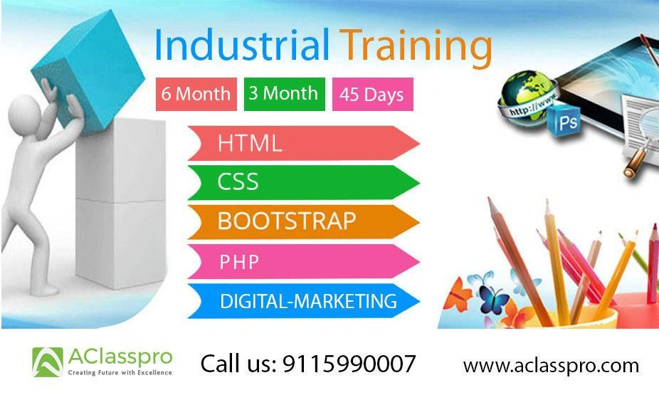 Web Designing Industrial Training Institute in mohali