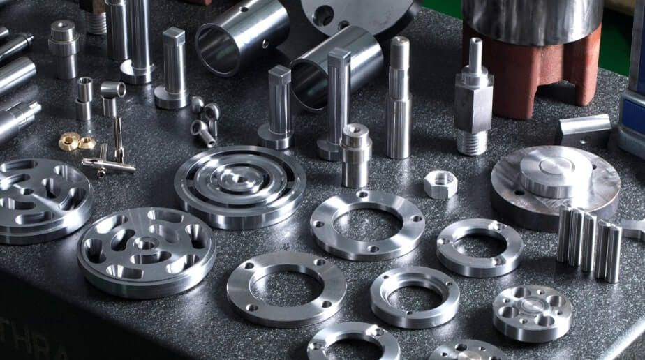 CNC Machined Components Manufacturers in Coimbatore