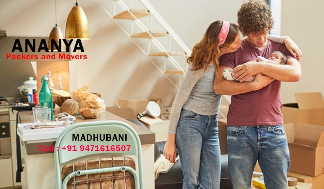 Madhubani packers movers | Ananya packers movers