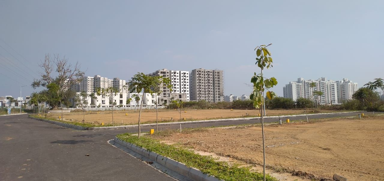 BMRDA Gated community layouts for sale in Bangalore