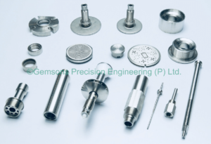 Top Manufacturer And Supplier Of Spare Parts In India | Gemsons