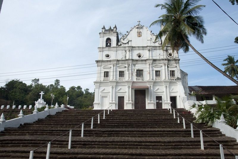 Churches in Goa at a glance