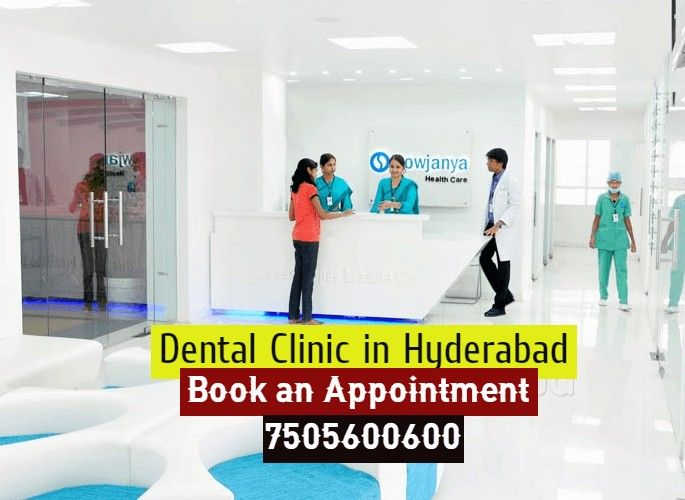 Dental Clinic in Hyderabad - invisalign treatment in himayat nagar