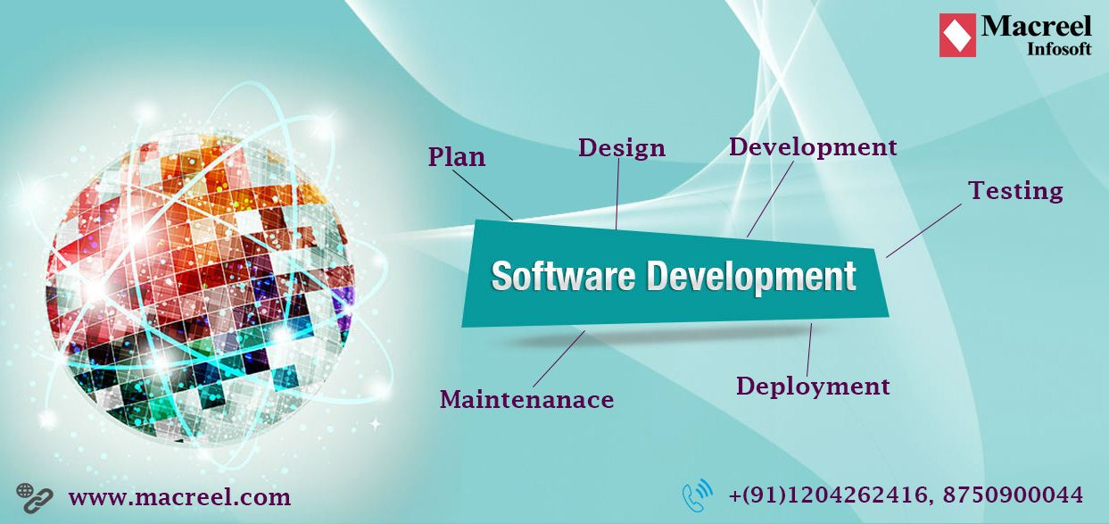 Best Software Development Company in Noida- Macreel Infosoft Pvt. Ltd.