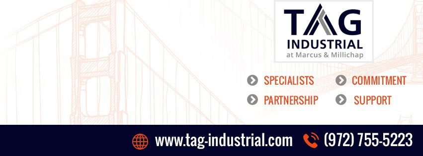 Buy Industrial Property in Dallas with TAG Industrial