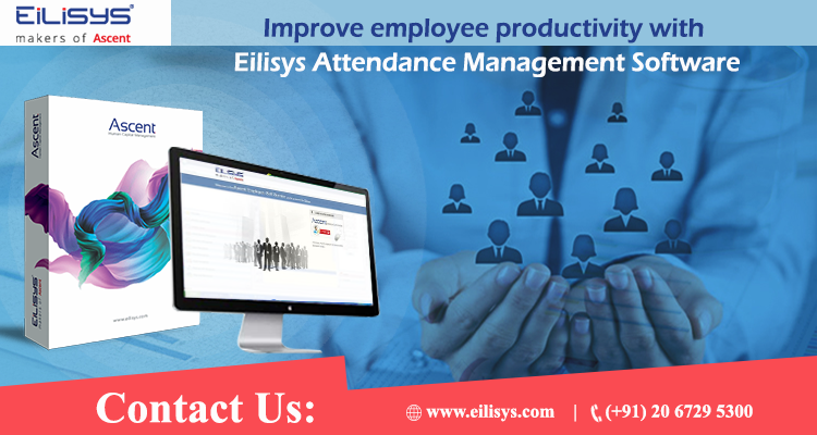 Top Attendance Management Software in Kolkata- Eilisys Technologies