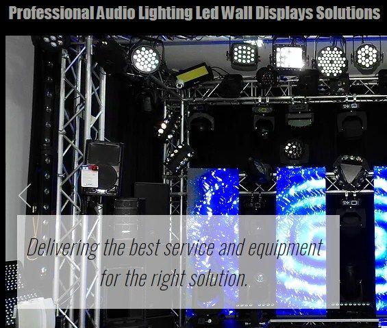 Disco Lighting Supplier - SL PRO GROUP PTE. LTD.