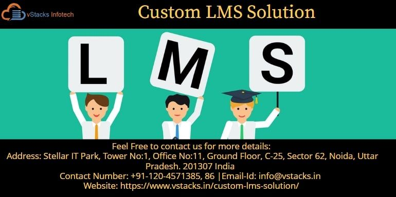 Custom LMS Solution