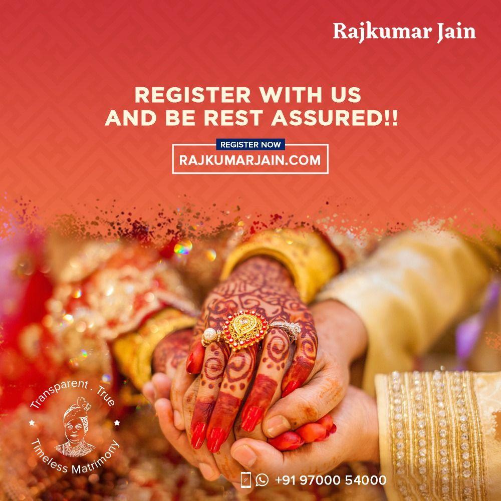 Jain Matrimony - Transparent . True . Timeless Matrimony