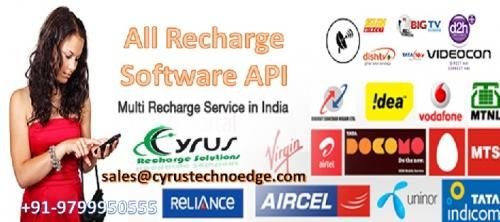 Affordable Online Mobile Recharge Software Service
