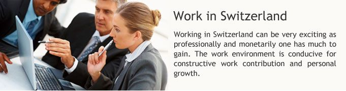 Switzerland Work Permit Consultants