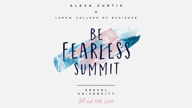 Know about The 'Be Fearless Summit' in 'Life Unfiltered with Alexa Curtis'