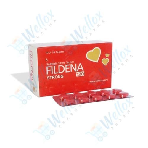 Fildena extra power, Fildena 120, Uses Of Fildena 120 Mg, Sildenafil