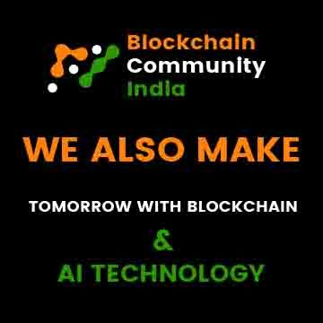 Blockchain Community  - Artifical Intelligence , Blockchain Technology, Blockchain Community in India