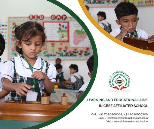 Top Boarding Schools in India | Emerald International School