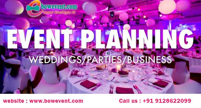 Event Management companies in Patna-Bowevent,wedding event management in patna