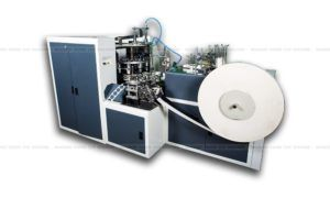Paper cup making machine - Nagamachines