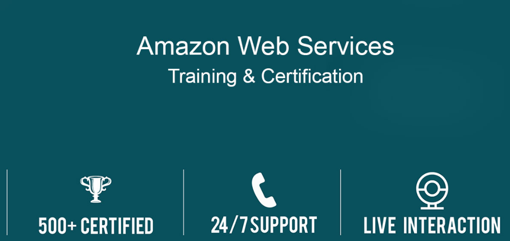 AWS Training and Certificationin Noida