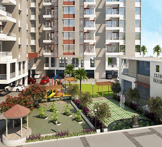 1 BHK & 2 BHK flat in Khadakwasla, Pune - Homedale