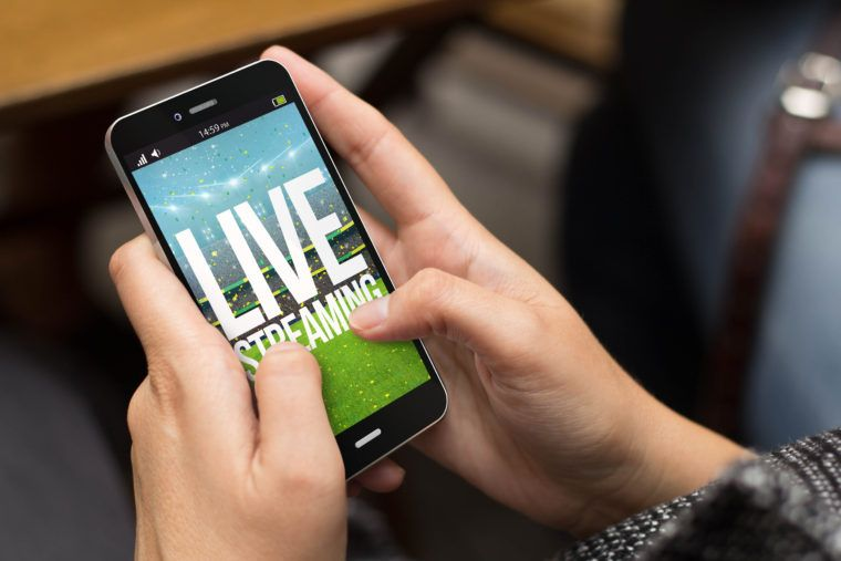 Live Streaming on Mobile and Tablet Devices in Australia