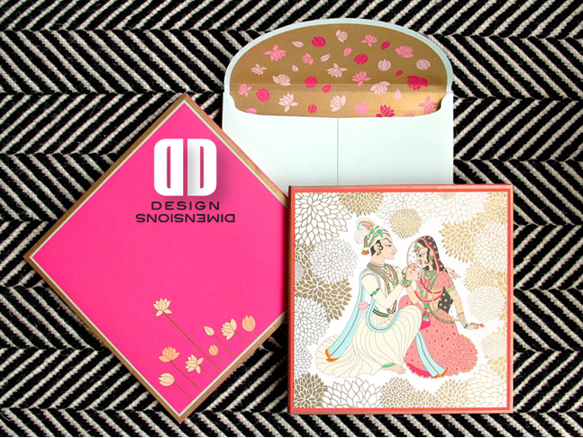 Wedding and Invitation Cards Designer in Delhi