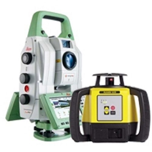 Get Refurbished Leica Used Surveying Equipment In Dubai, UAE