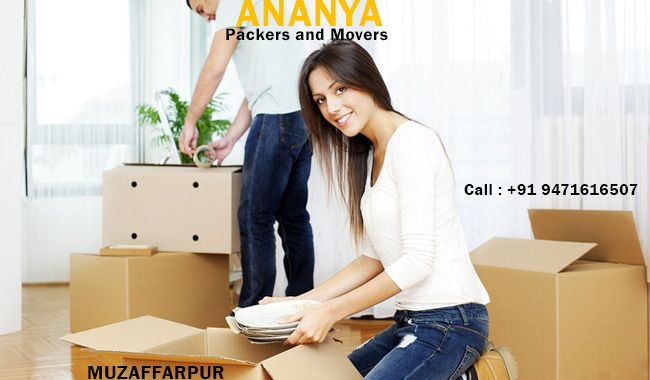 Muzaffarpur Packers Movers | 9471616507| Ananya packers and movers