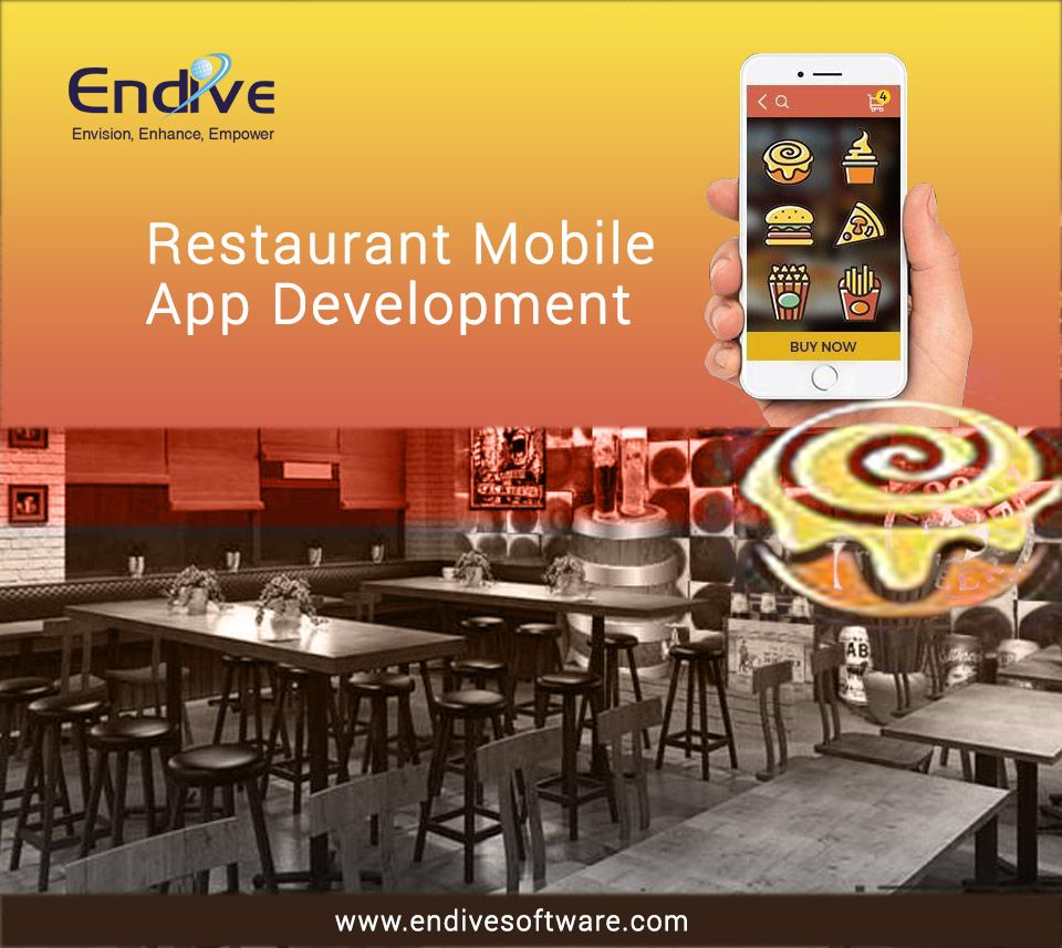Restaurant App Developer By Endive Software
