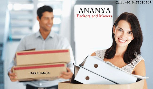 Packers and movers in Darbhanga | Ananya packers movers