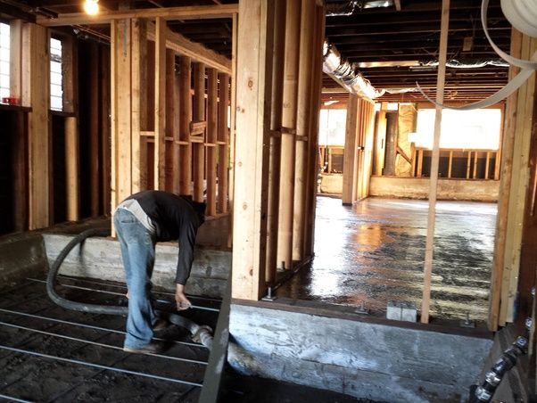 Get in Touch with Concrete Contractors for Foundation Repair Work
