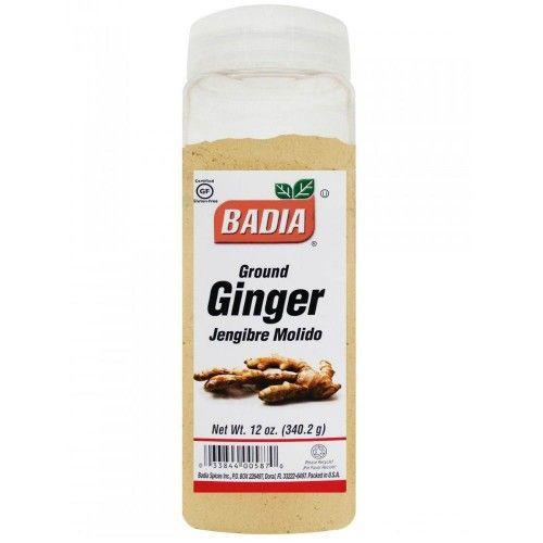 Badia Ground Ginger (12OZ) 340.2g