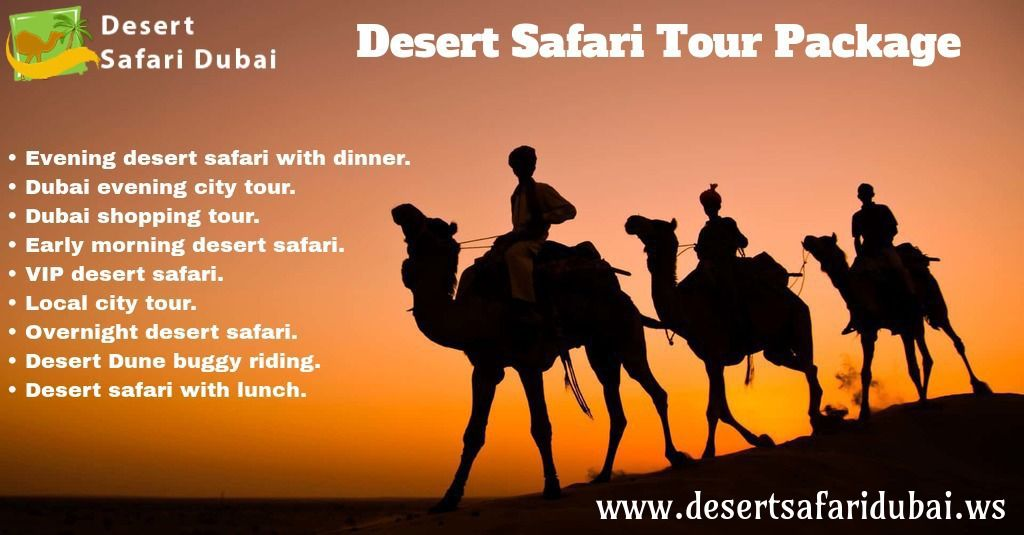 Desert Safari in Dubai at Best price – Desertsafaridubai.ws