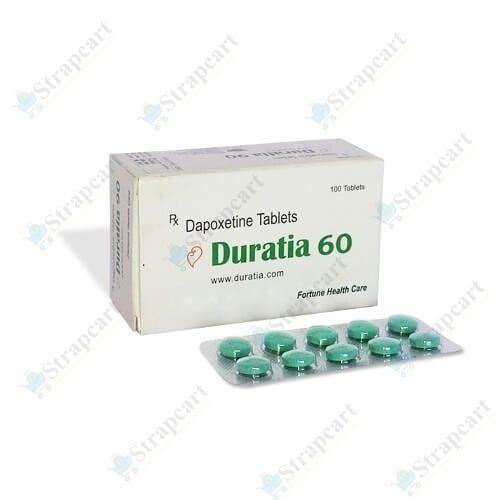 Duratia 60mg : Reviews, Price, Uses