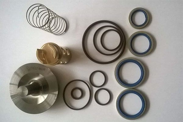 Air Compressor Spare Parts Exporter | Manufacturer | Ahmedabad, India