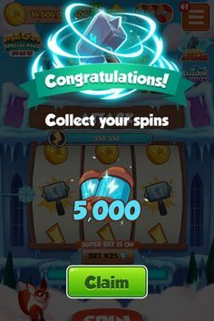 Free Spin Coin Master 2019 Link