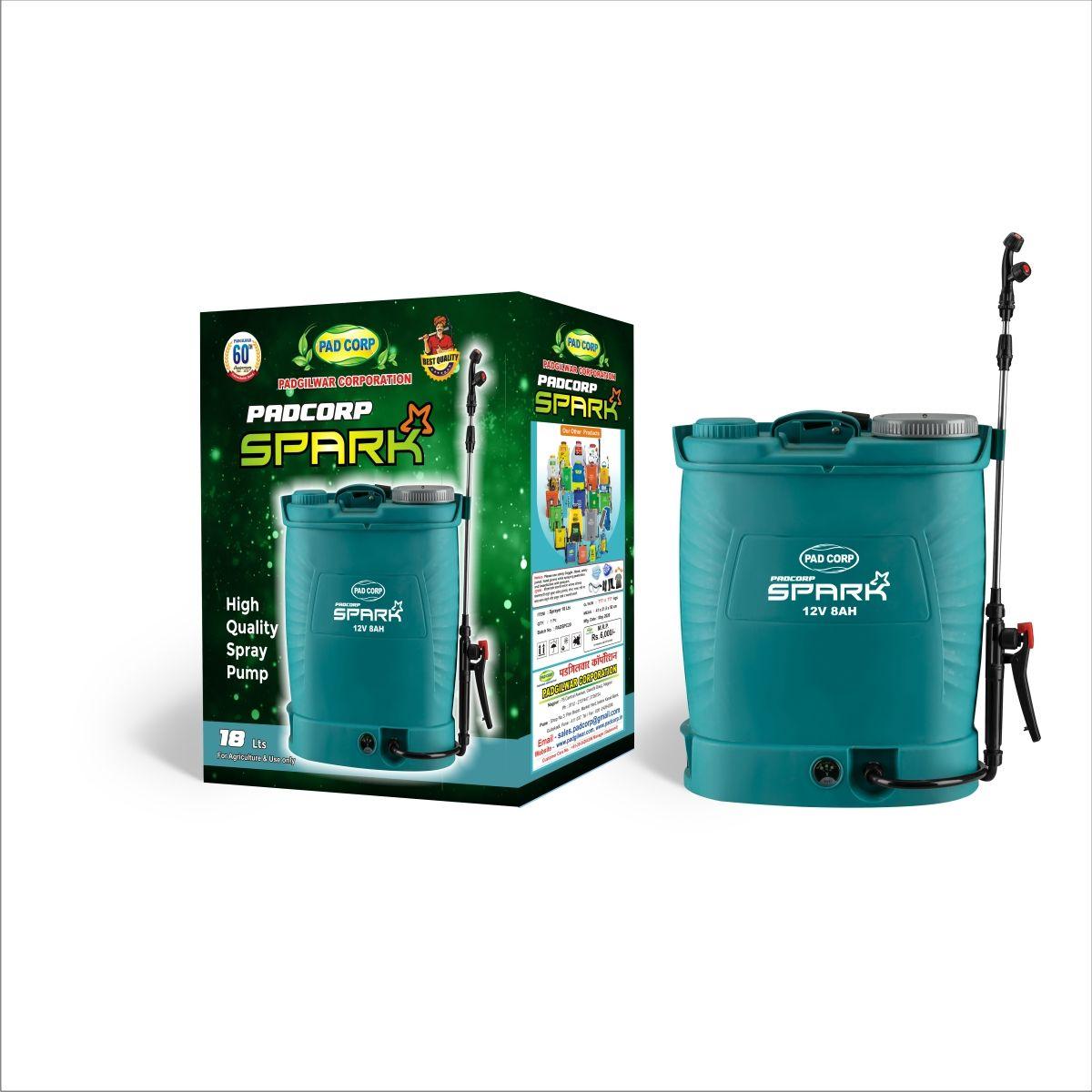 Padgilwar Spark Battery Pump | Battery sprayer for Agriculture