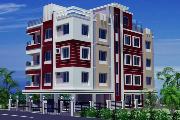 Residential Complex in Chinsurah
