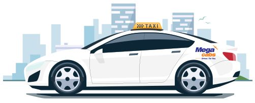 Cab Services in Delhi | Online Airport and Radio Taxi Booking – Mega Cabs
