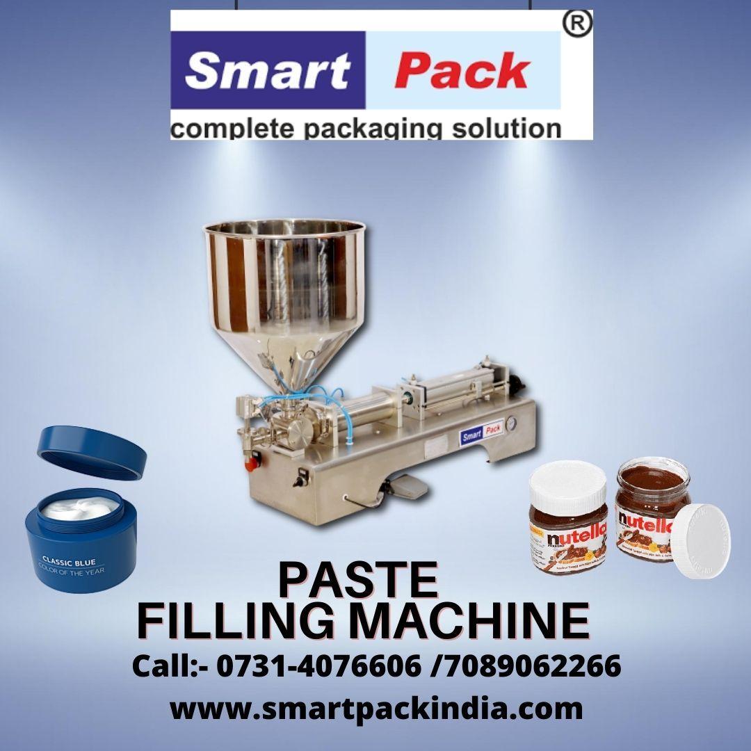 Paste Filling Machine SPS 103 Pneumatic Type