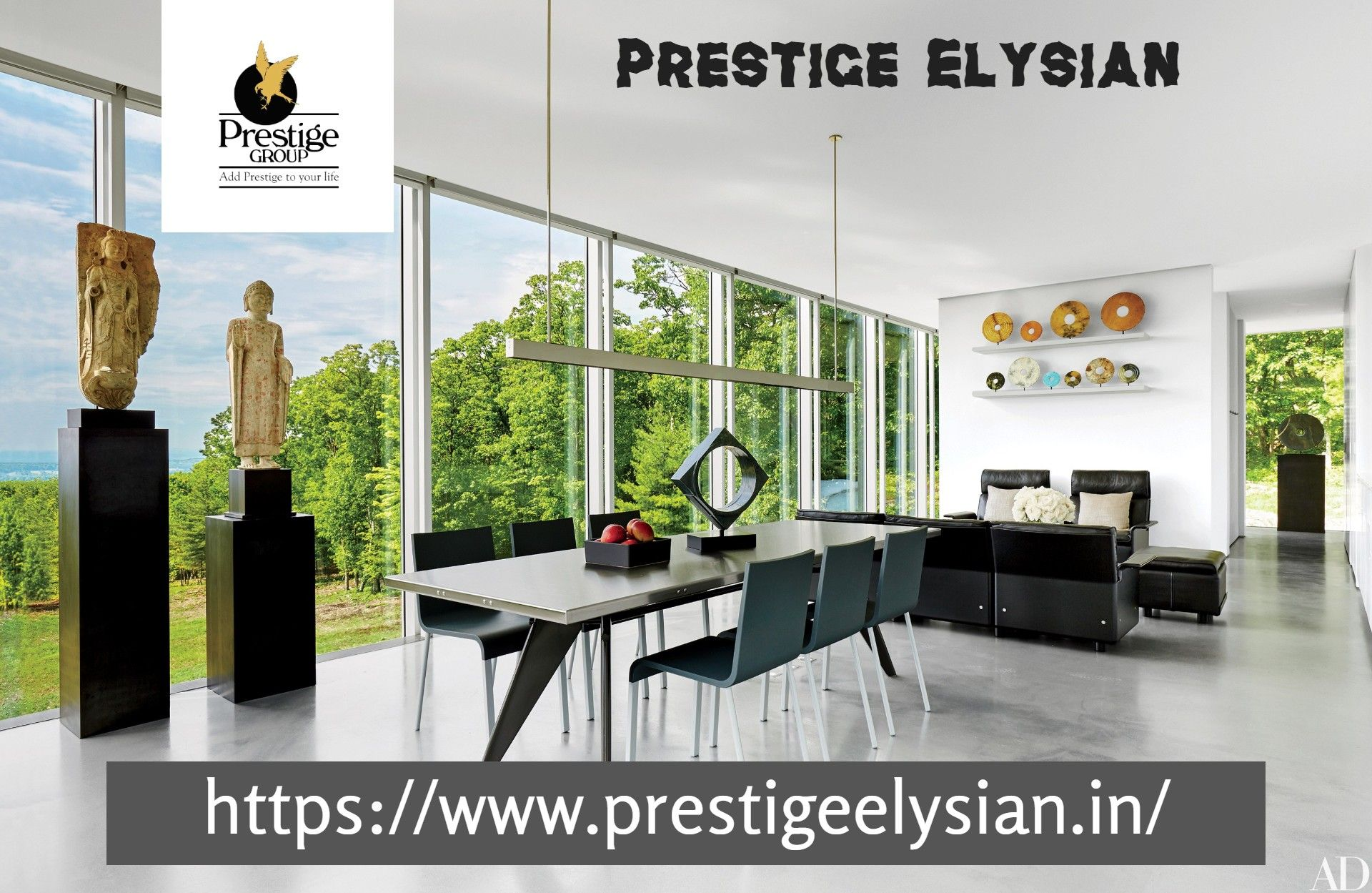Prestige New Launch Apartments in Bangalore